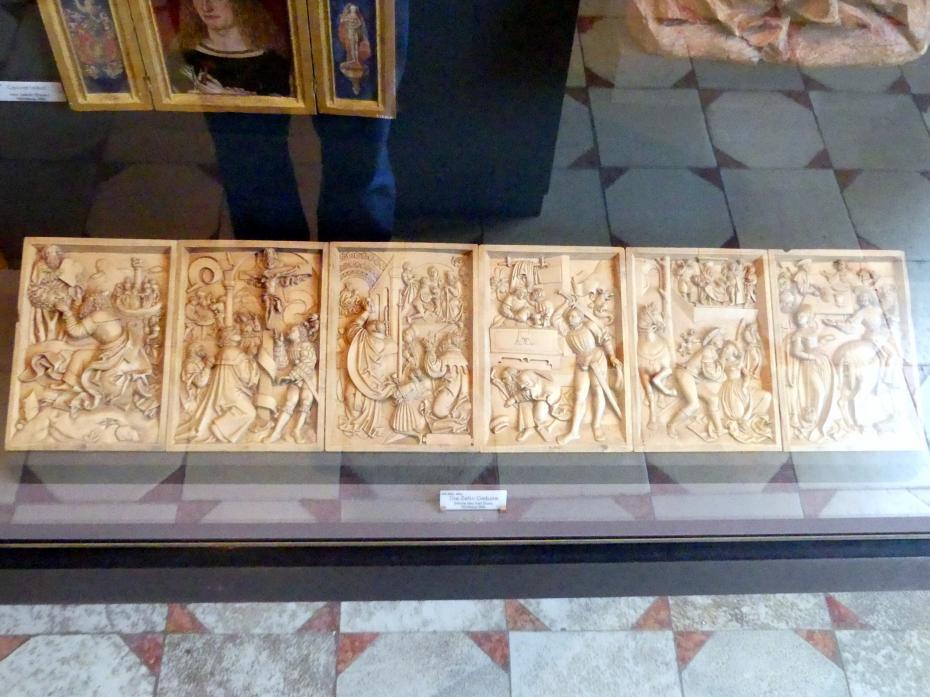Die Zehn Gebote, 1524