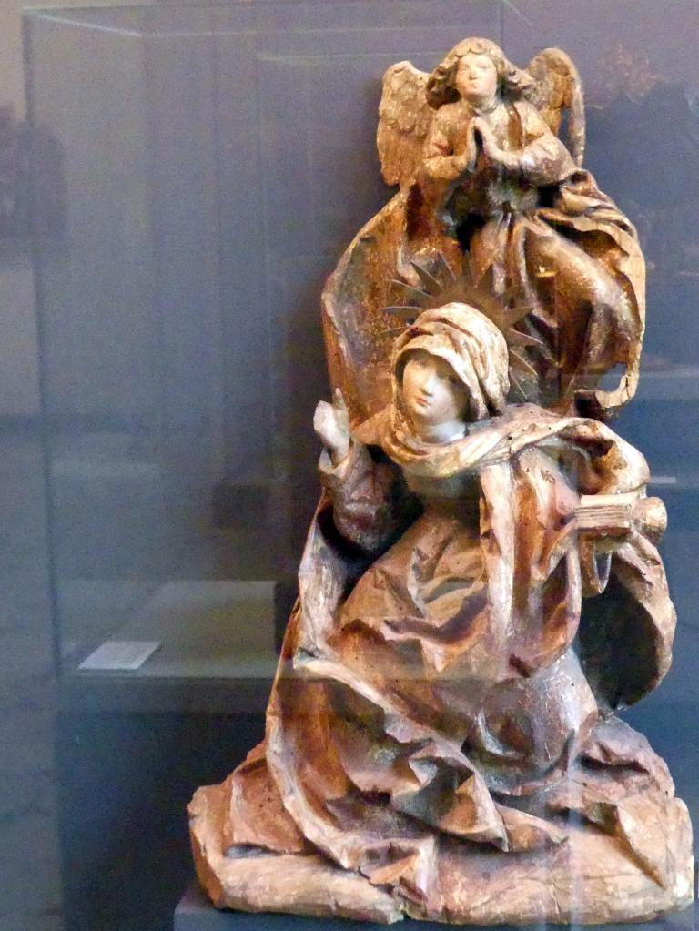 Mariä Verkündigung, Um 1520