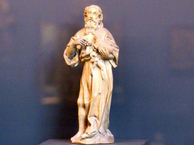 Hl. Johannes Baptist, Um 1450 - 1460