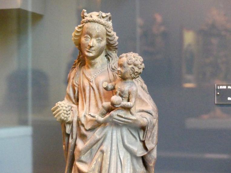 Hl. Maria, um 1480, Bild 2/3