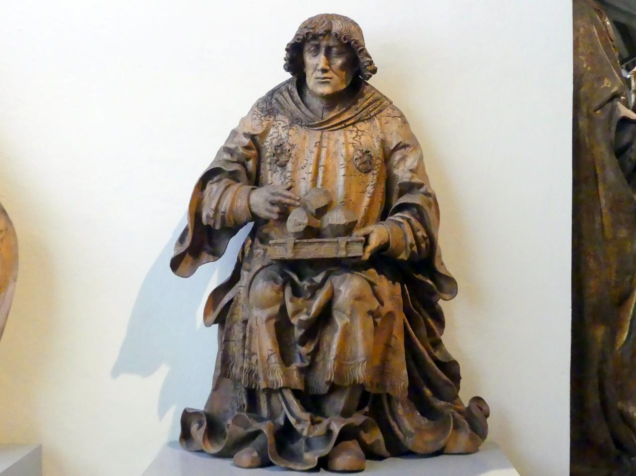 Meister der Altöttinger Türen (Matthäus Krinis?): Hl. Stephanus, Um 1520 - 1530