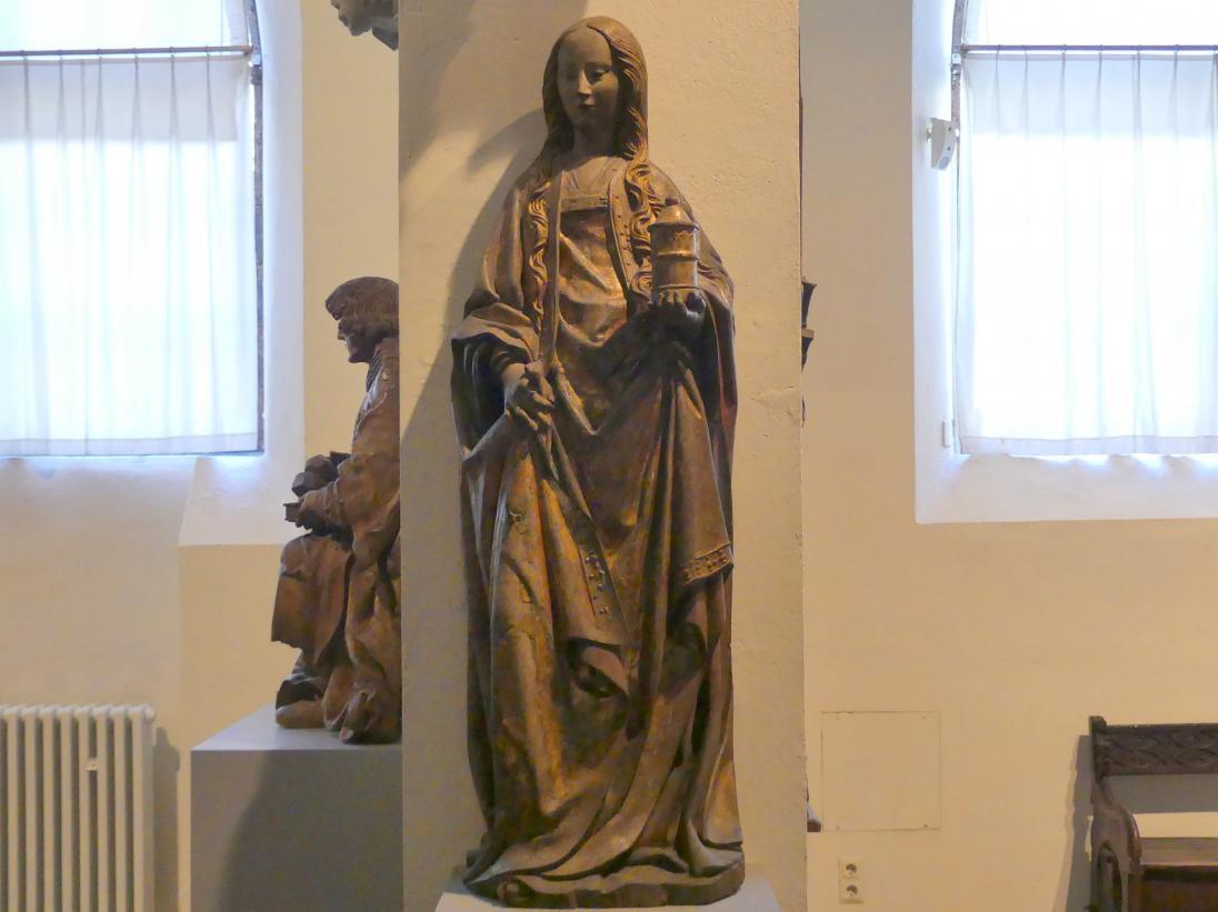 Heilige Jungfrau (Magdalena), Um 1500