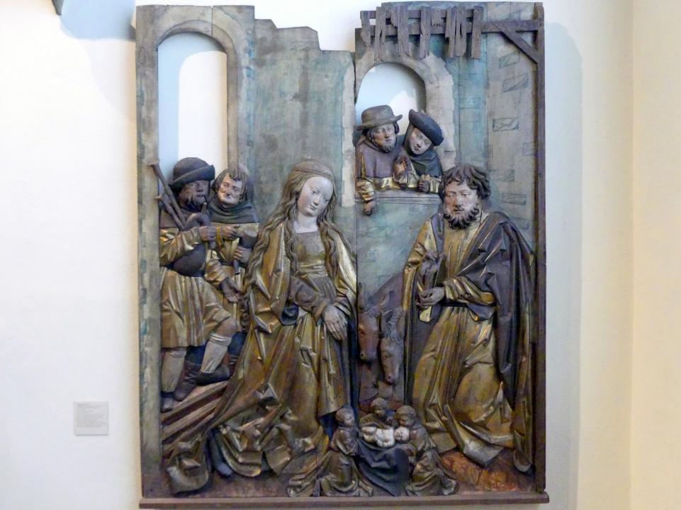Nikolaus Weckmann (Werkstatt): Anbetung der Hirten, 1523 - 1524