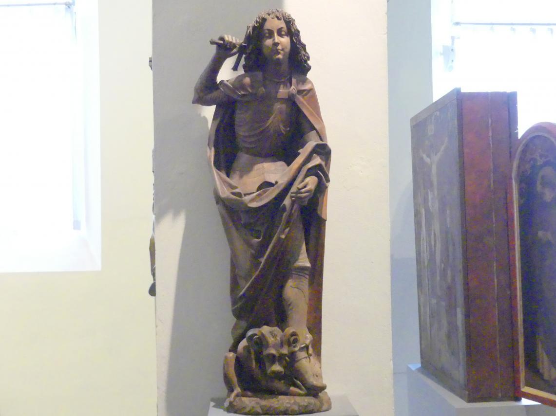 Heiliger Michael, Um 1490