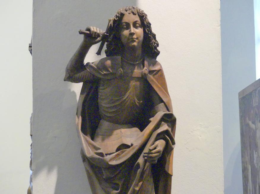 Heiliger Michael, um 1490, Bild 2/4