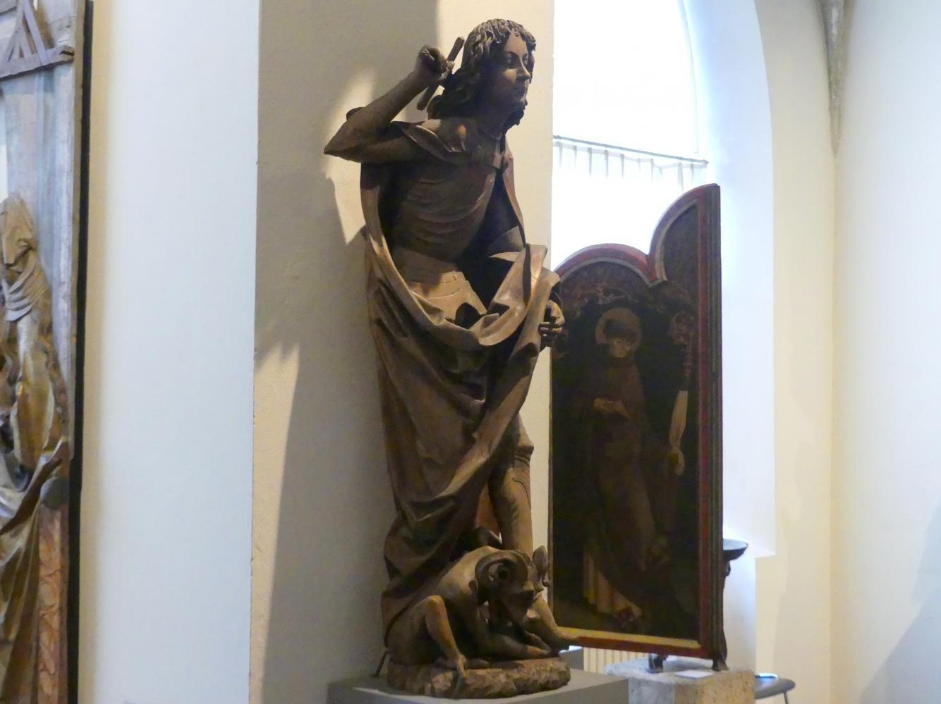 Heiliger Michael, um 1490, Bild 3/4