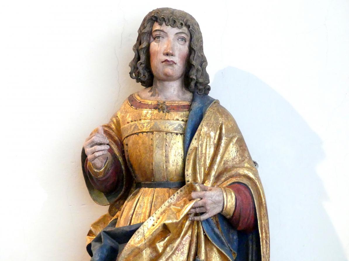 Meister von Rabenden: Hl. Sebastian (?), um 1510 - 1520, Bild 4/5