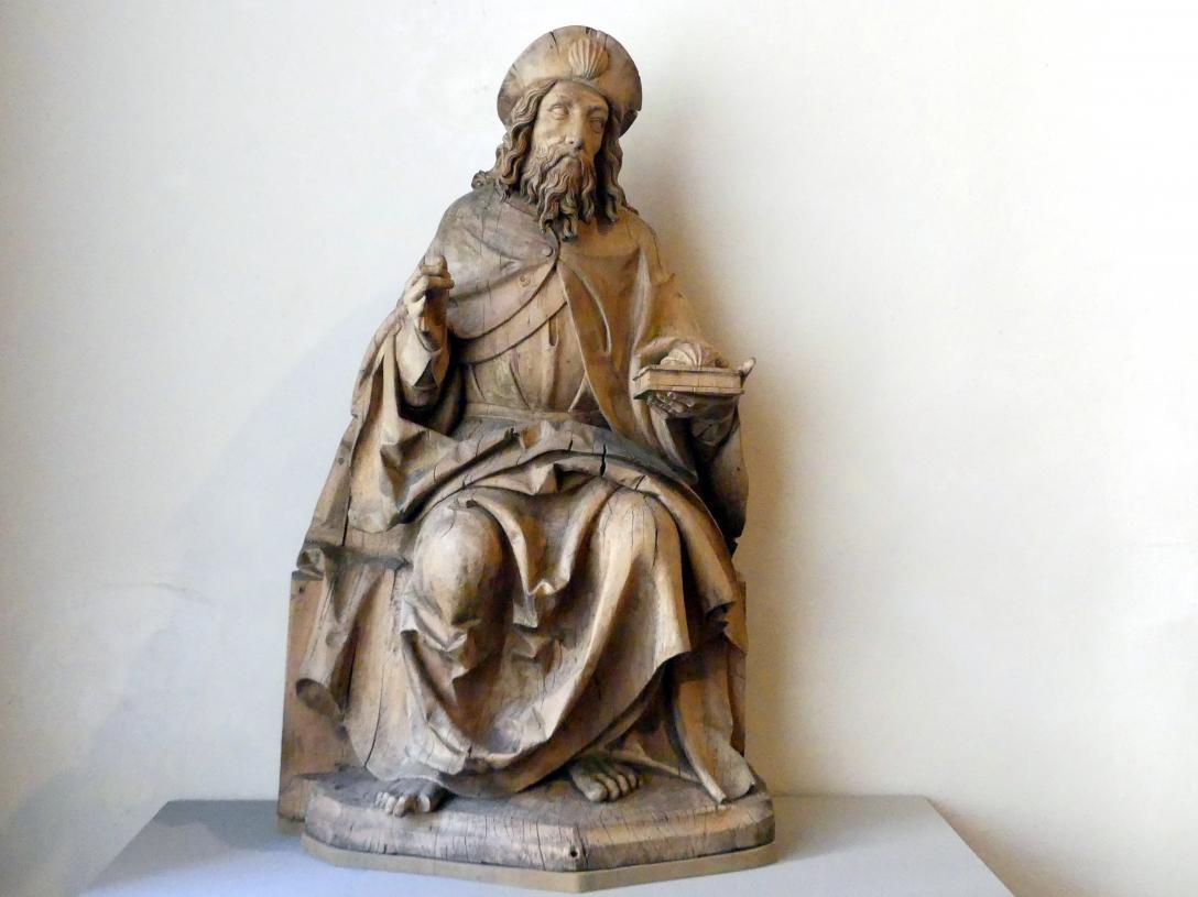 Meister von Rabenden: Hl. Jakobus, um 1510 - 1520