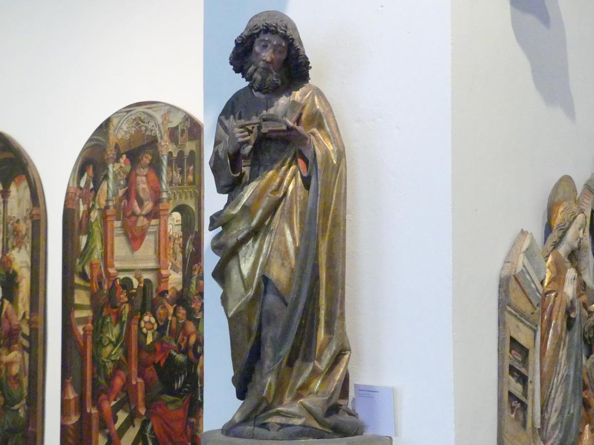Apostel (hl. Bartholomäus ?), Um 1500
