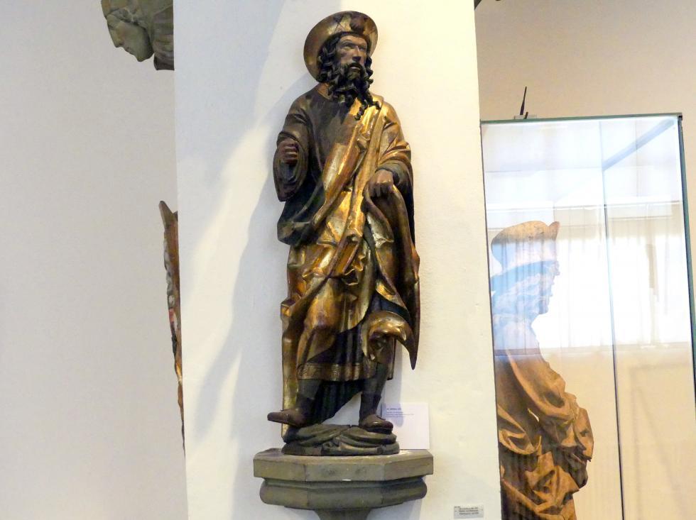 Meister von Rabenden: Hl. Jakobus der Ältere, um 1520