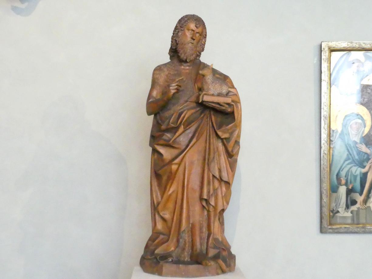 Hans Multscher: Heiliger Johannes der Täufer, 1456 - 1459