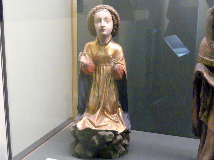 Prinzessin aus einer Georgsgruppe, Um 1440