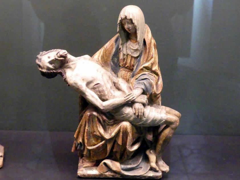 Vesperbild, Um 1420