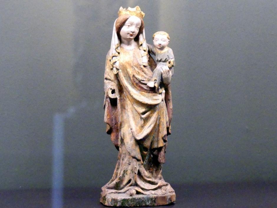Maria mit dem Kind, um 1420, Bild 1/4