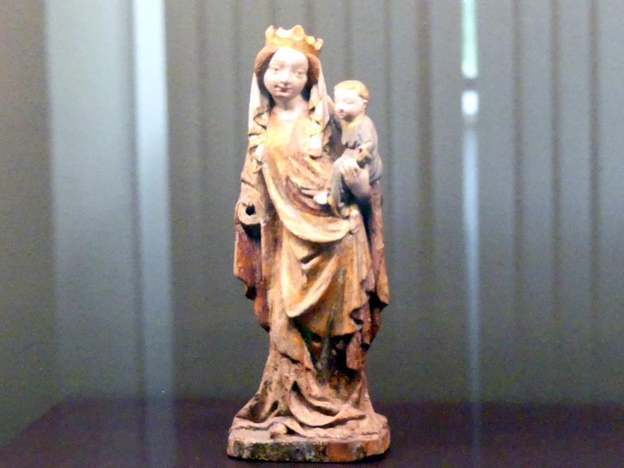 Maria mit dem Kind, Um 1420