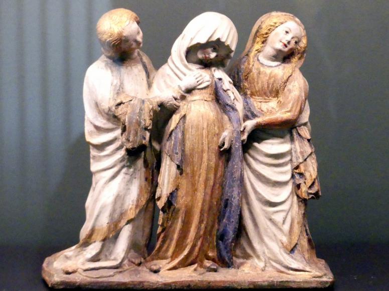 Trauernde aus einer Kreuzigung, Um 1430