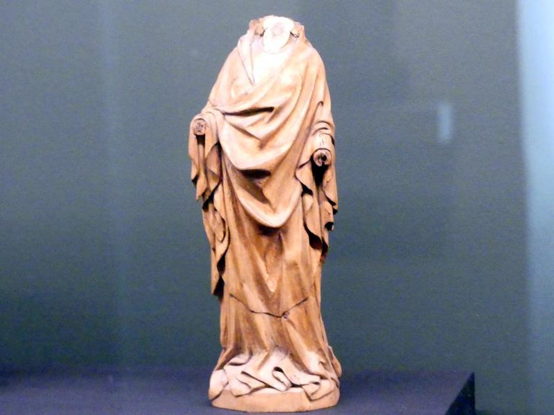 Stehende Heilige, Um 1430