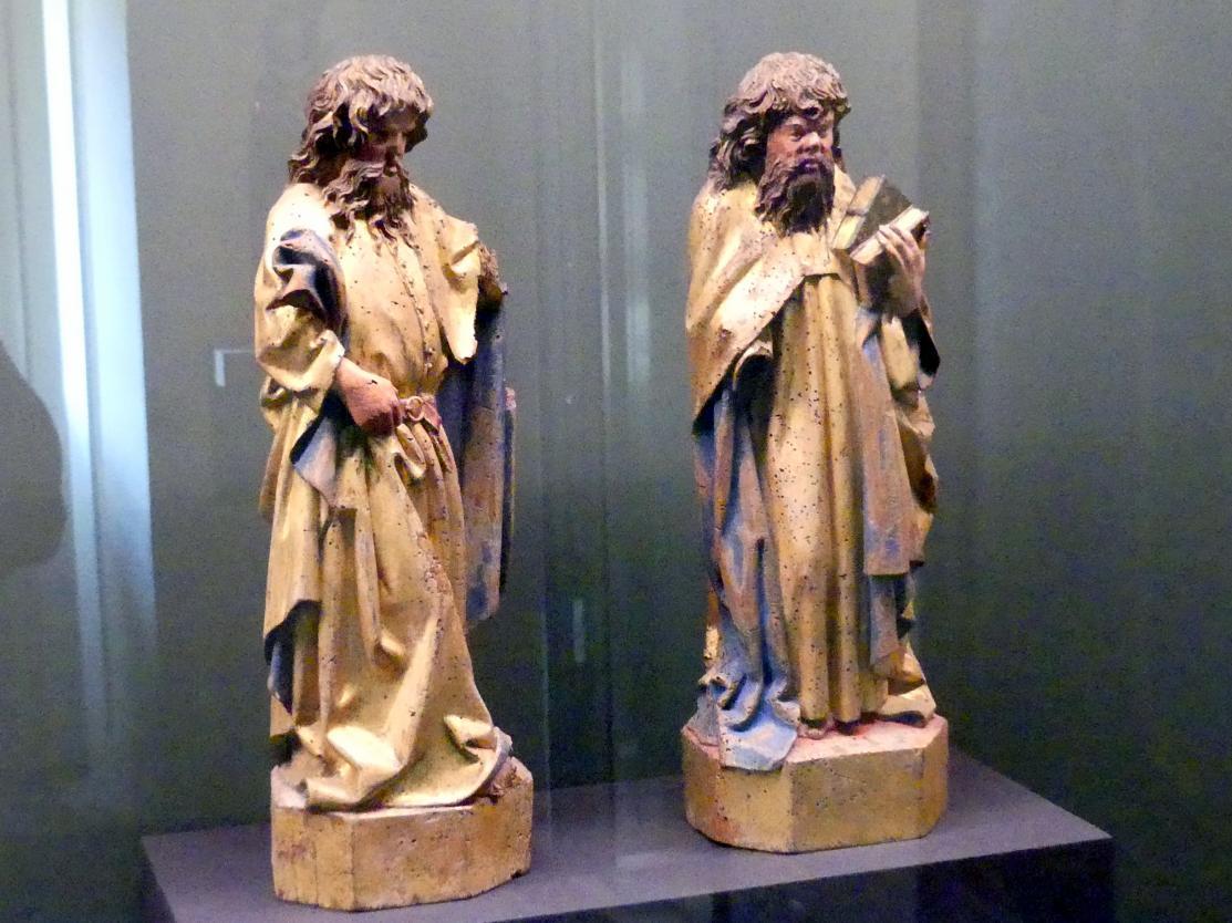 Zwei Apostel, Um 1430 - 1440