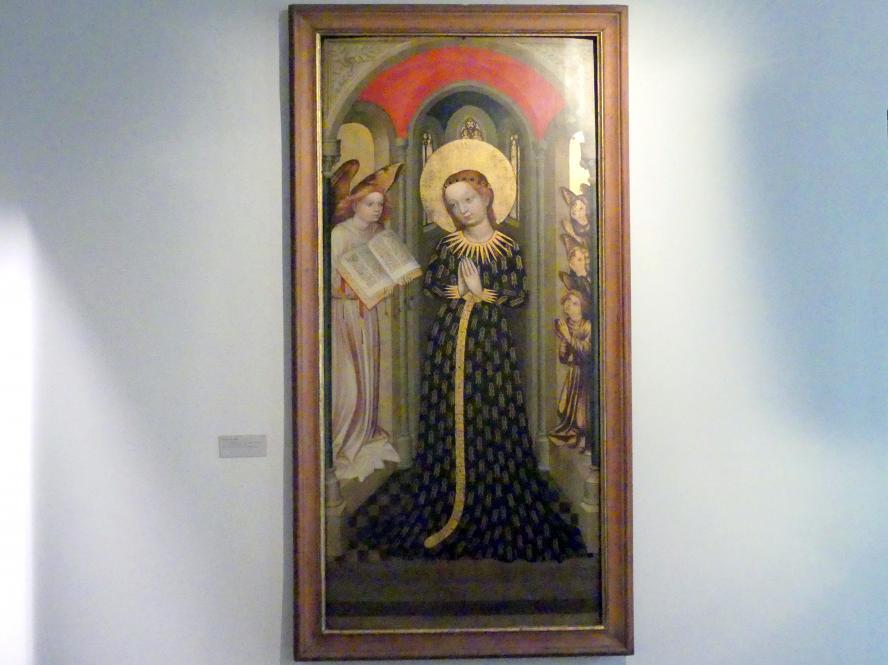 Maria im Ährenkleid, Um 1430