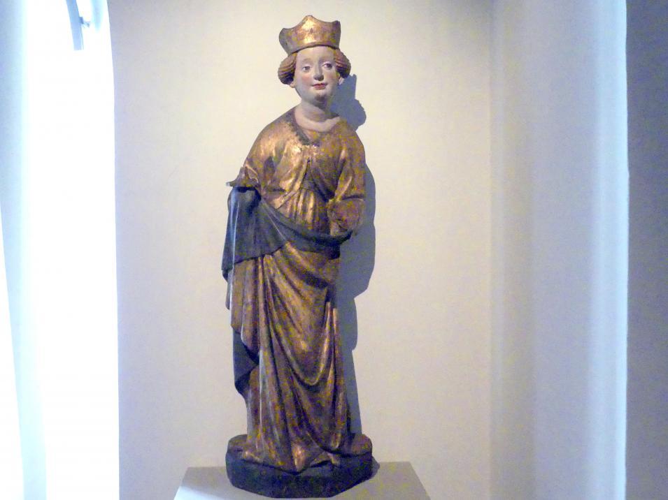 Heilige Barbara, Um 1430