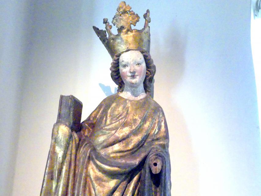 Heilige Katharina, Um 1420 - 1430