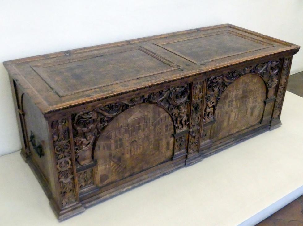 Truhe, 1576