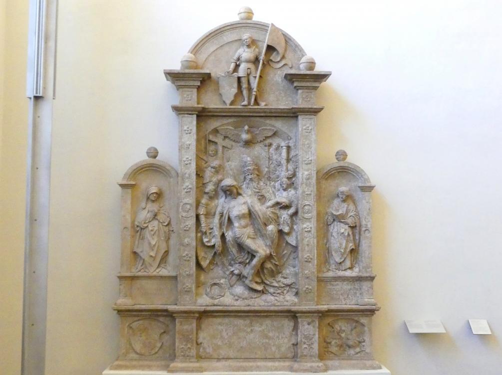 Loy Hering: Moritzbrunner Altar, 1548