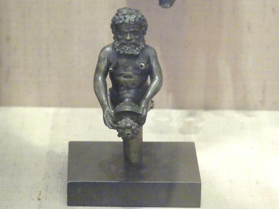 Meister der Berliner Nereide: Triton als Wasserhahn, Um 1530