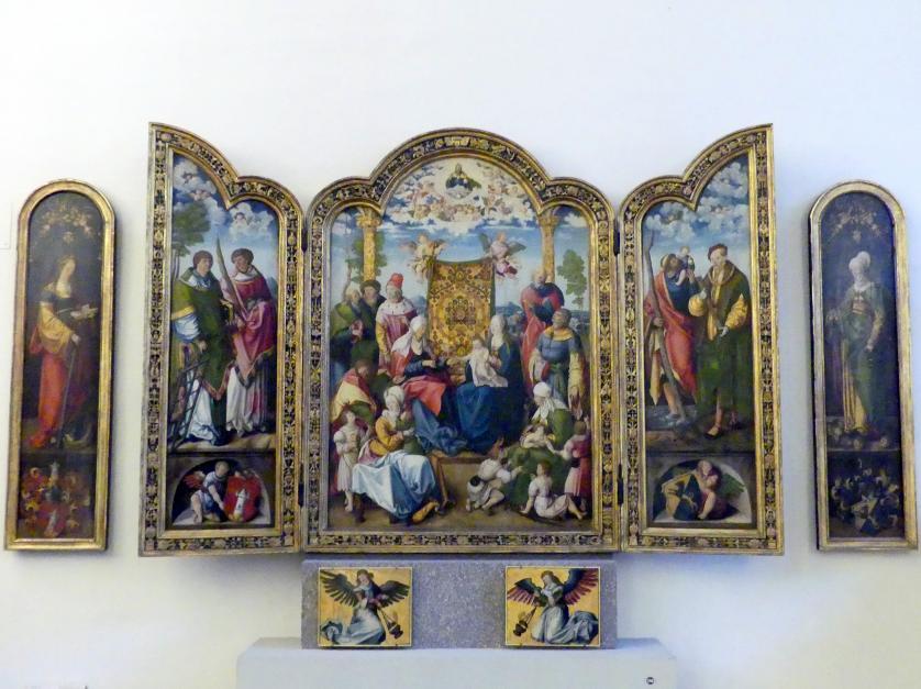 Wolf Traut: Artelshofener Altar, 1514