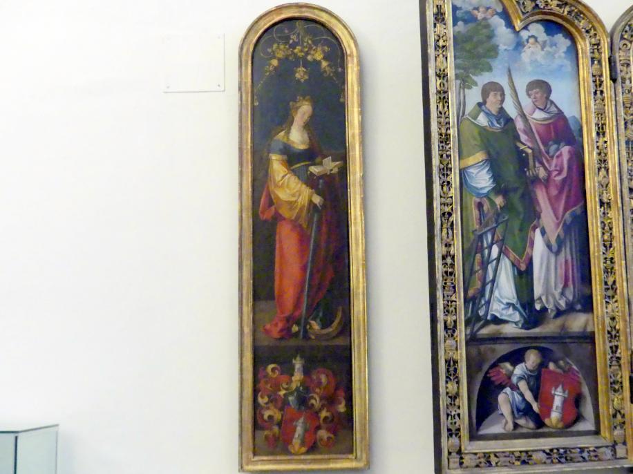Wolf Traut: Artelshofener Altar, 1514, Bild 3/10