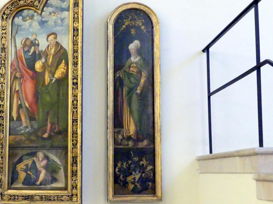 Wolf Traut: Artelshofener Altar, 1514, Bild 6/10