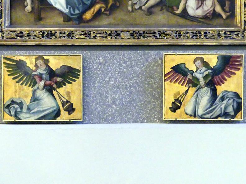 Wolf Traut: Artelshofener Altar, 1514, Bild 7/10