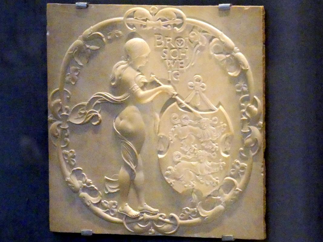 Thomas Hering: Jacobäa, Herzogin von Bayern, geb. Markgräfin von Baden mit fünf Ahnenwappen, um 1535 - 1540, Bild 4/8