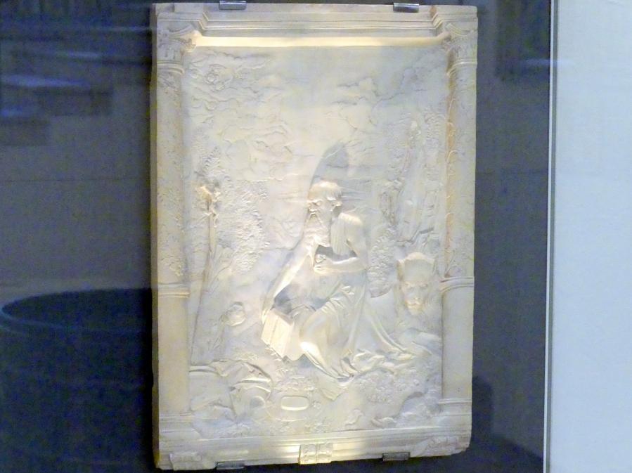 Büßender hl. Hieronymus, 2. Viertel 16. Jhd.