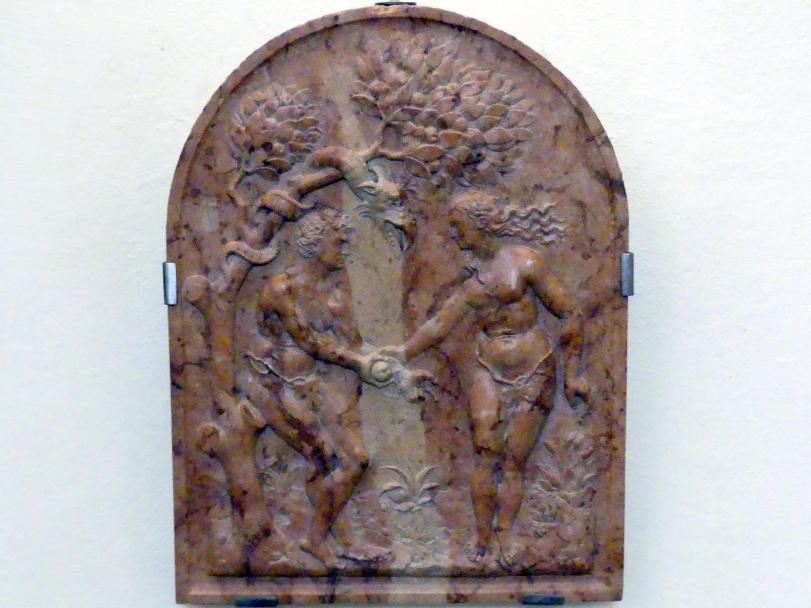 Ludwig Krug: Adam und Eva, um 1520 - 1525, Bild 1/2