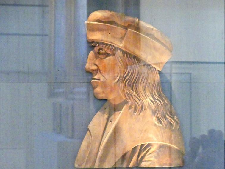 Hans Kels: Kaiser Maximilian I., Um 1510 - 1520