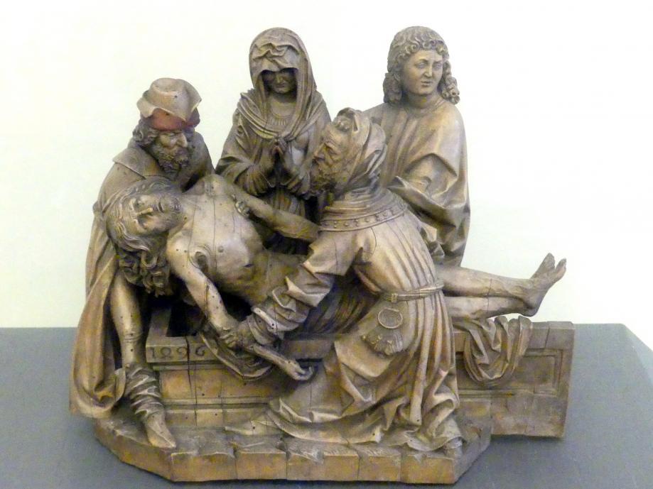 Grablegung Christi, 1496