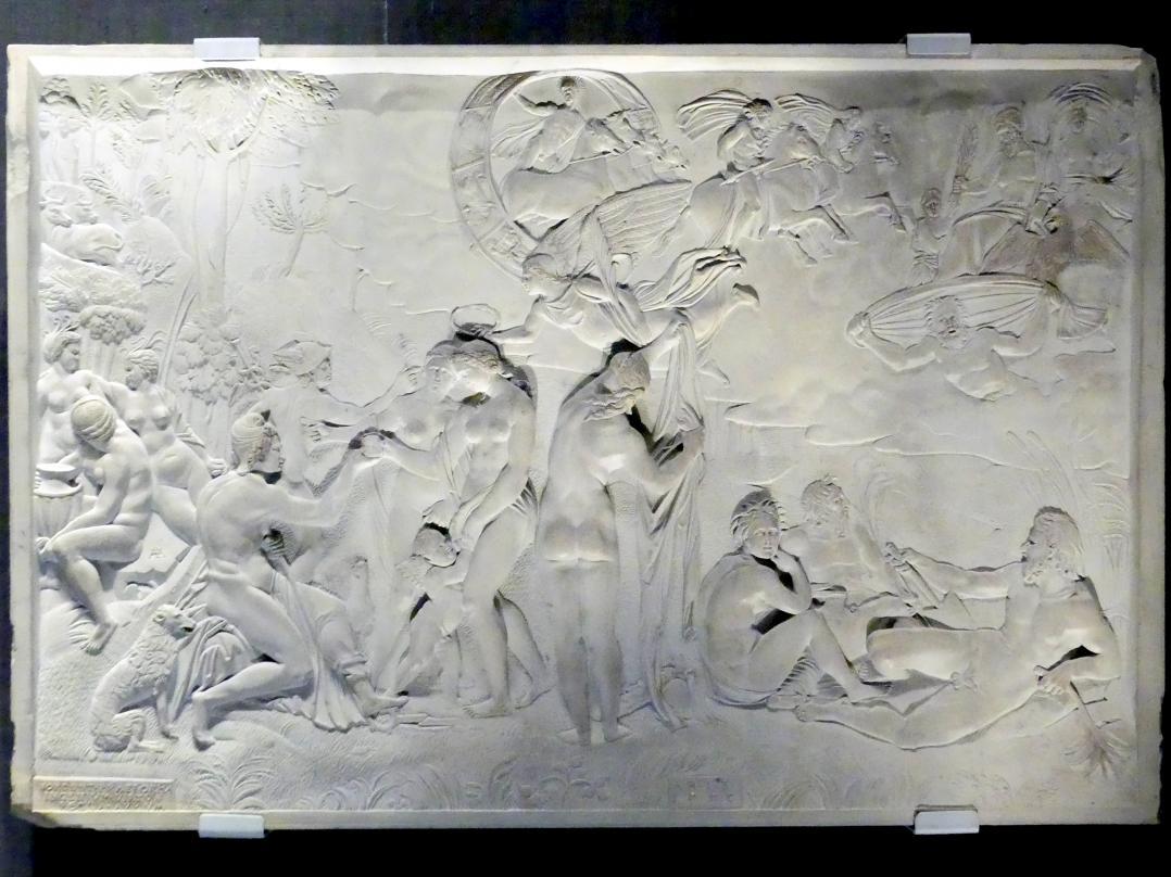 Hans Aesslinger: Das Urteil des Paris, 1550