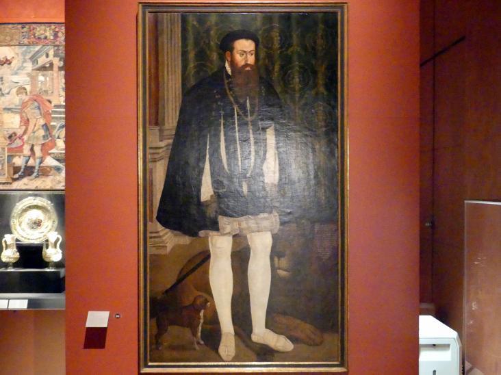 Hans Mielich: Albrecht V. von Bayern, 1555