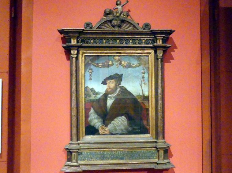 Hans Wertinger: Porträt Ludwigs X., 1516