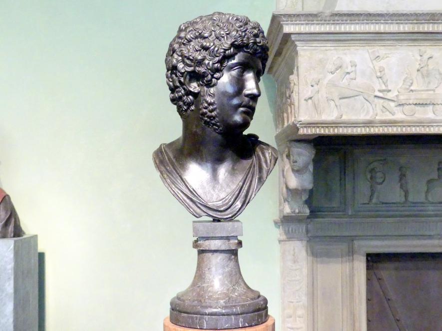 Jugendlicher Kaiser Hadrian, Um 1500 - 1520