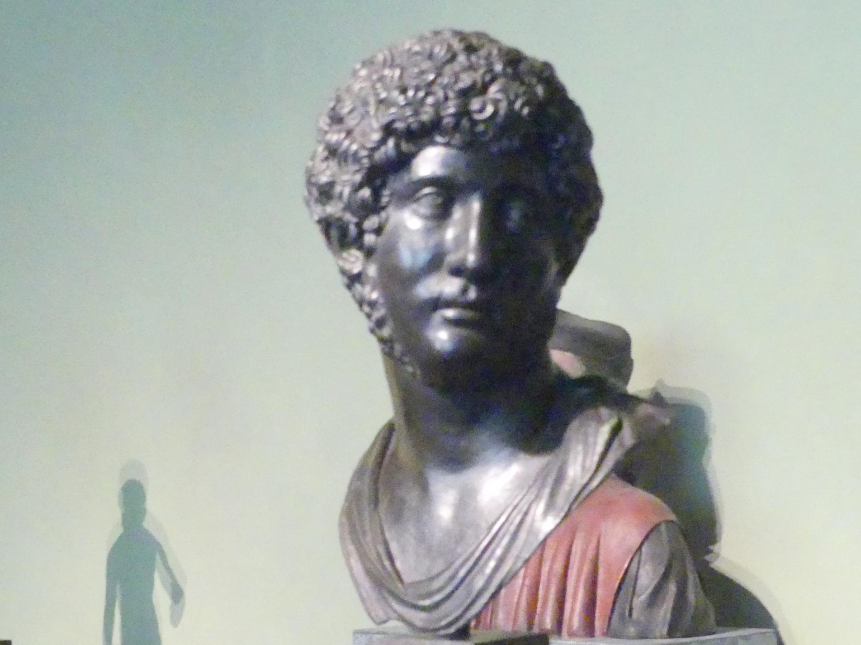 Jugendlicher Kaiser Hadrian, um 1500 - 1520, Bild 2/3