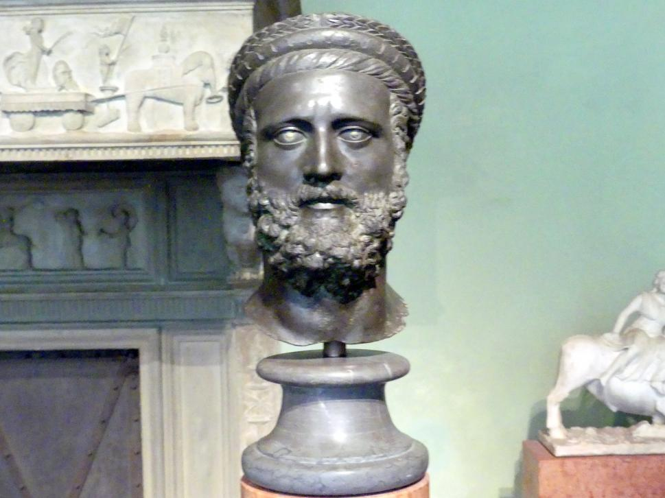 Oberster Priester von Eleusis, 1. Hälfte 16. Jhd.