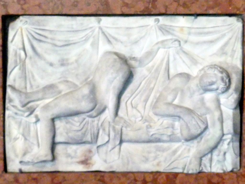 Tiziano Minio: Amor und Psyche, um 1545 - 1550