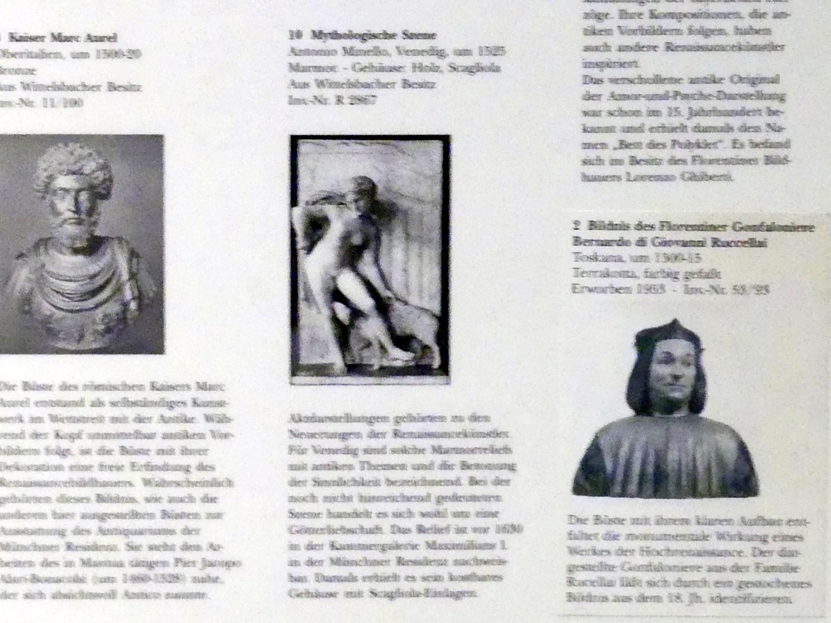 Antonio Minello: Mytologische Szene, um 1525, Bild 2/2