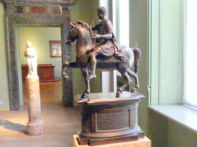 Kaiser Marc Aurel, Mitte 16. Jhd.