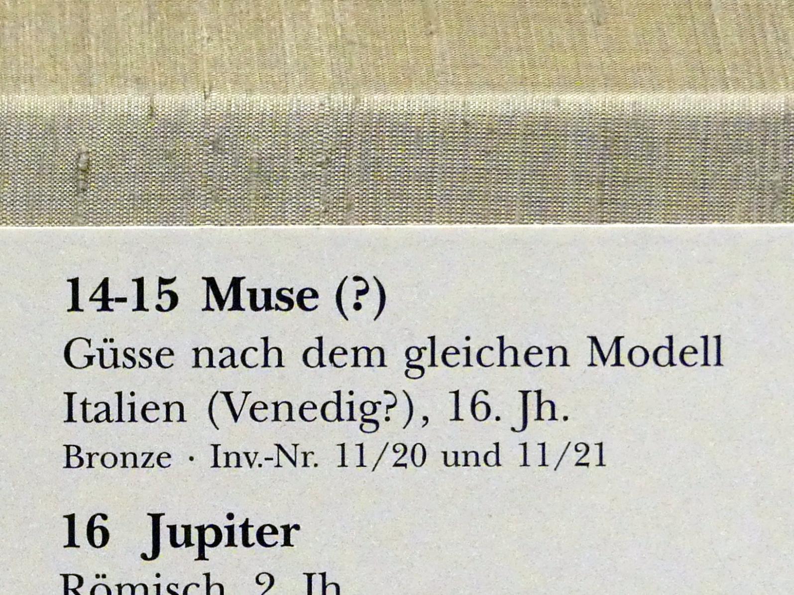 Muse (?), 16. Jhd., Bild 2/2