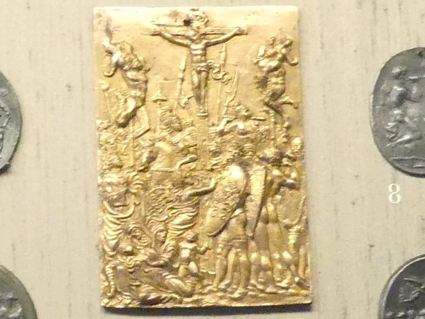 Kreuzigung Christi, Ende 16. Jhd.