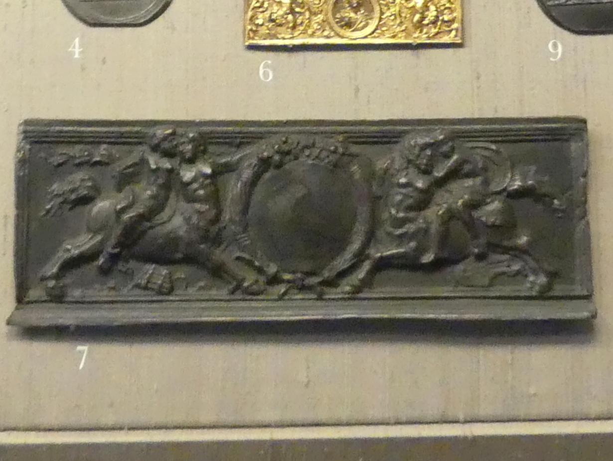 Wand einer Kassette, Um 1500 - 1520