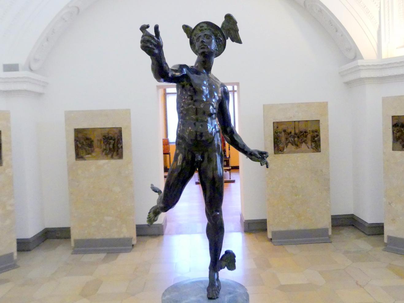 Hubert Gerhard: Merkur, Um 1590 - 1593